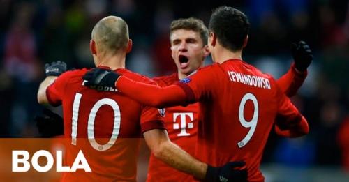 Bayern Munich Tidak Butuh Penjaga Gawang