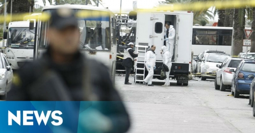 ISIS Mengklaim di Balik Ledakan Bus Pengawal Presiden