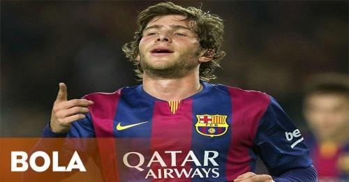 Tumbal Pesta Gol Barcelona ke Gawang Roma
