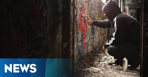 Tujuh ABG Pelaku Aksi Vandalisme Diringkus Polisi