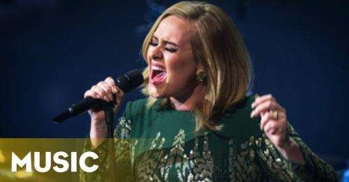 Album '25' Adele Terlaris Sepanjang Sejarah Musik Inggris
