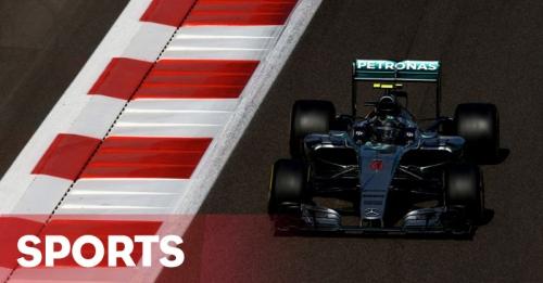Rosberg Kembali Rajai FP3, Hamilton Sial