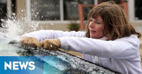 14 Orang Meninggal Akibat Badai Es di Texas