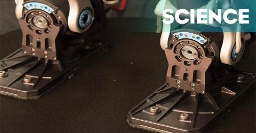Walk-Man, Robot Mirip Manusia yang Bisa Gantikan Tentara