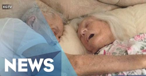 75 Tahun Menikah, Pasangan Ini Meninggal sambil Pelukan