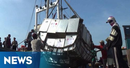 Logistik Pilkada ke Kepulauan Didistribusikan dengan Kapal Perintis