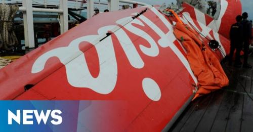 Kronologi Jatuhnya Air Asia QZ8501