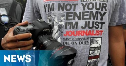 Liput Sidang Pembunuhan Angeline, Wartawan Nyaris Diamuk Massa