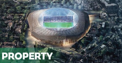 Traffic Konstruksi Pada Rancangan Stadion Baru Chelsea Diragukan