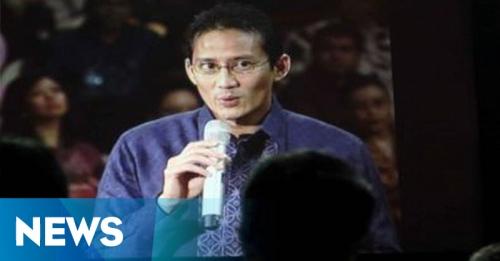 Strategi Sandiago Uno jika Jadi Gubernur DKI