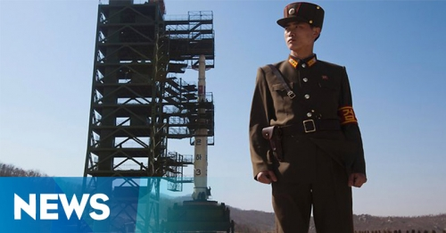 China Sesali Peluncuran Roket Korut