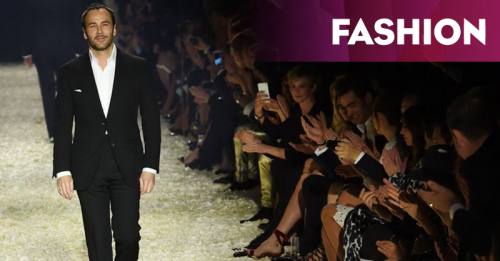 Tom Ford Batalkan Jadwal New York Fashion Show