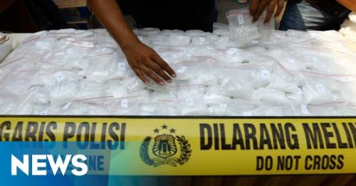 Dua Pengedar Sabu di Mamuju Utara Ditangkap Polisi