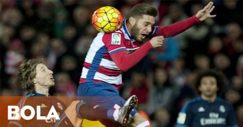 Usai Cetak Gol Penyerang Granada Lakukan Pelanggaran
