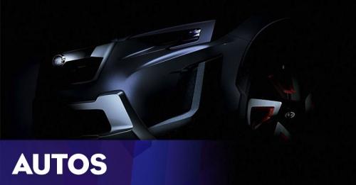 Generasi Penerus Subaru XV Diperlihatkan Bulan Depan