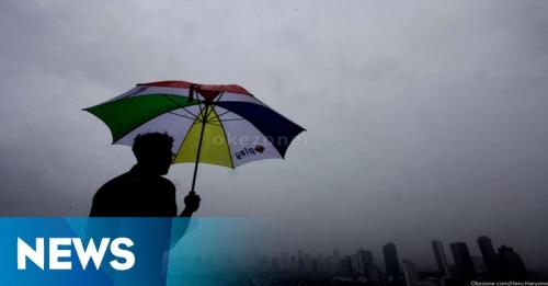 Setelah Perayaan Imlek, Jakarta Diguyur Hujan