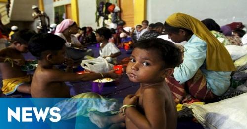 Diimingi Status WNI, Warga Myanmar Terdampar di Deliserdang