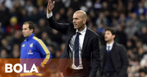 Zidane Punya Segala Kualitas untuk Sukses sebagai Pelatih