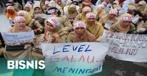 Nasib Honorer Ada di Tangan Presiden Jokowi