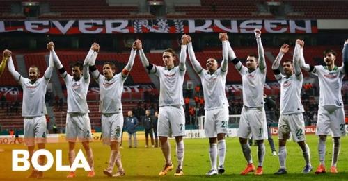 Werder Bremen Berhasil Kecundangi Bayer Leverkusen