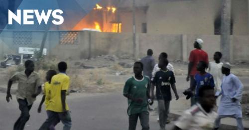 Bom Kembar Boko Haram Sasar Kamp Pengungsi, 60 Tewas