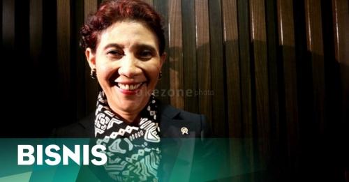 Menteri Susi Anggarkan Rp305 Miliar untuk Bangun 15 Pulau Kecil