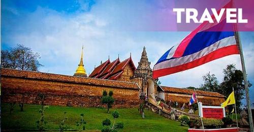 Turis ke Thailand Tembus 29 Juta di 2015