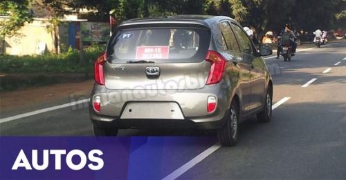 Kia Motors Mulai Rambah Pasar India