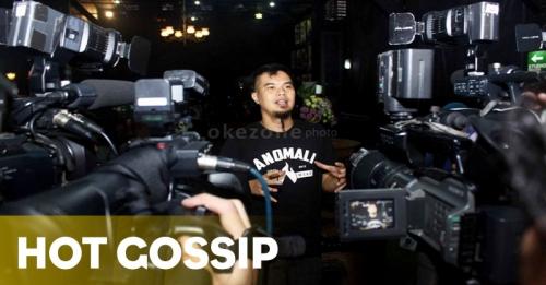 TERHEBOH: Ahmad Dhani Belum Tentu Dampingi Ridwan Kamil