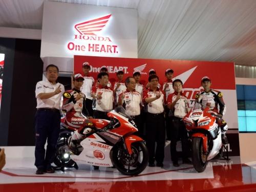 Honda Serius Bina Pembalap Muda Indonesia