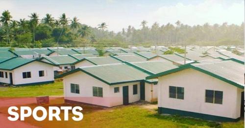 Pacquiao Bangun Lebih dari 1000 Rumah untuk Konstituennya