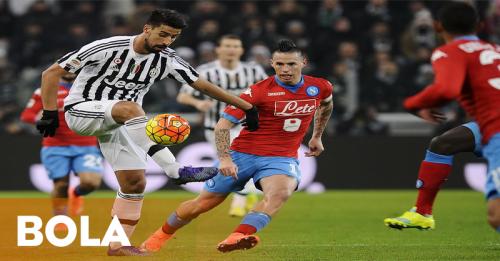 Kunci Sukses Juventus Taklukkan Napoli