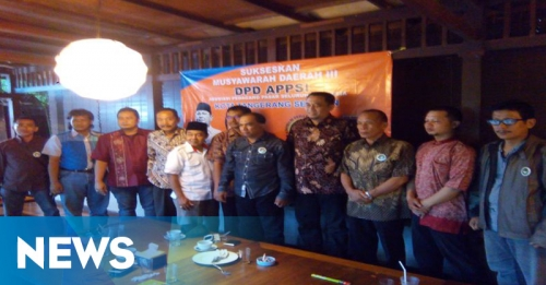Musyawarah Daerah APPSI Kota Tangsel Berlangsung Sengit