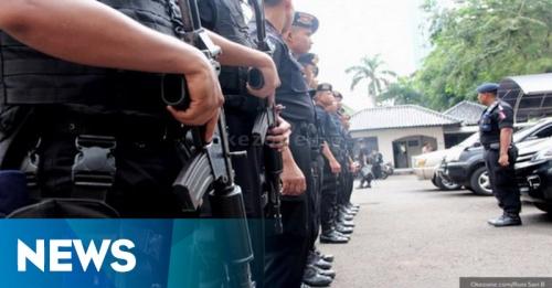 Antisipasi Terorisme, Polda DIY Tingkatkan Kewaspadaan