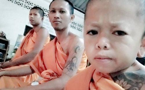 Dianggap Terlalu Kecil, Biksu Thailand Diusir dari Kuil