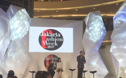 Hari Ini, Jakarta Fashion Week 2017 Resmi Dibuka