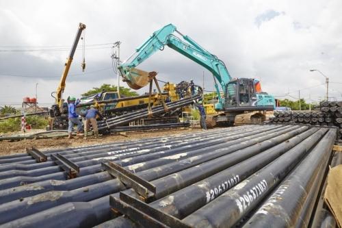 Perluas Infrastruktur, Pipa Gas PGN Kini Sepanjang 7.200 Km
