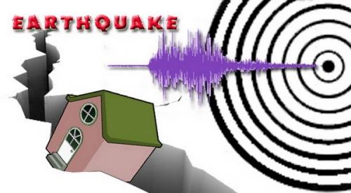 Gempa 6,1 SR Guncang Bitung Sulawesi Utara