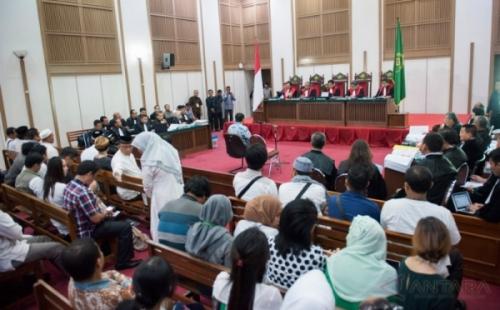 Dilarang Rekam Sidang Ahok, KY Surati PN Jakarta Utara