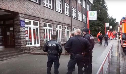 Keracunan Gas, 30 Pelajar di Jerman Alami Sesak Napas