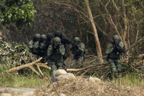 Gelar Latihan Militer, Taiwan Simulasikan Serangan dari China