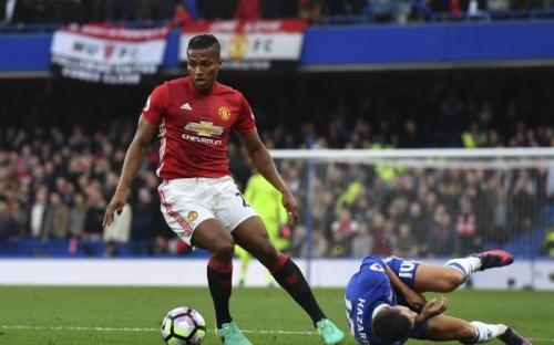 Manchester United Resmi Perpanjang Kontrak Antonio Valencia