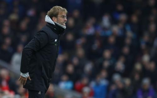 Jurgen Klopp Kesal dengan Pertahanan Liverpool