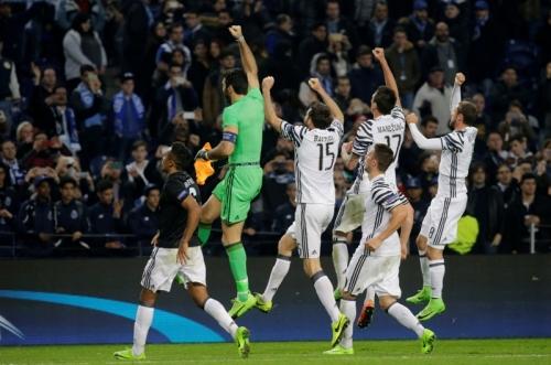 Dua Pemain Pengganti Juventus Sukses Permalukan Porto