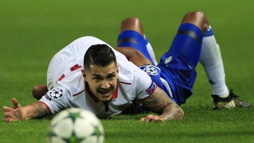 Ramon Sanchez Pizjuan Jadi Saksi Kemenangan 2-1 Sevilla atas Leicester City