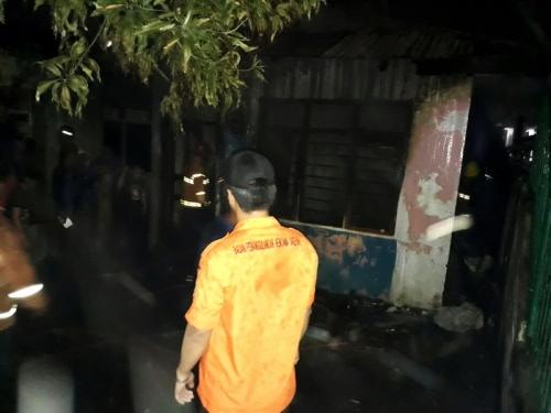 Kebakaran di Pulo Brayan, Ayah dan Anak Terluka