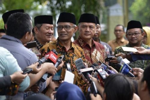 Ketum PP Muhammadiyah Anggap JK Pantas Dinobatkan Jadi Bapak Perdamaian
