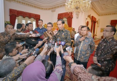 Jokowi Kunjungi Batam Hari Ini, 1.700 TNI & Polri Dikerahkan untuk Pengamanan