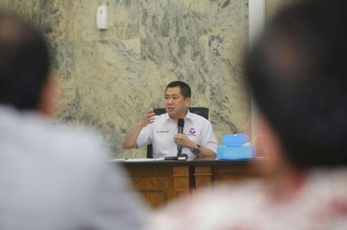 Hary Tanoe: Jakarta Butuh Pemimpin yang Berikan Solusi
