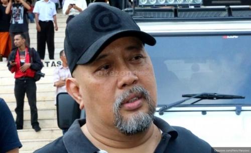 Indro 'Warkop' Terkesan dengan Semangat Almarhum Eko DJ Lawan Penyakit